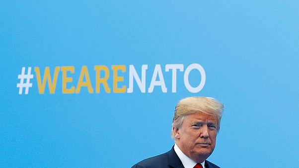 LIVE - Σύνοδος ΝΑΤΟ: Όλες οι εξελίξεις απευθείας από τις Βρυξέλλες