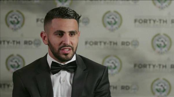 الجزائري رياض محرز ينضمّ إلى مانشستر سيتي