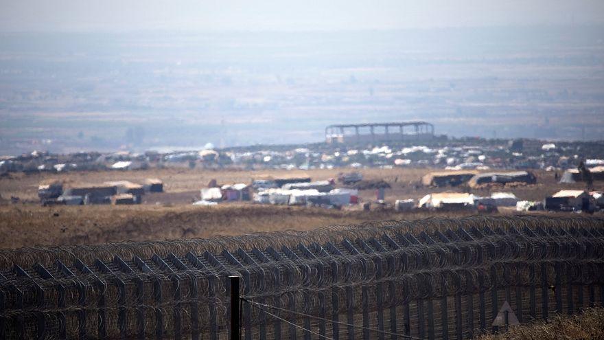 Suriye'den İsrail sınırına yaklaşan İHA 'Patriot'ları harekete geçirdi