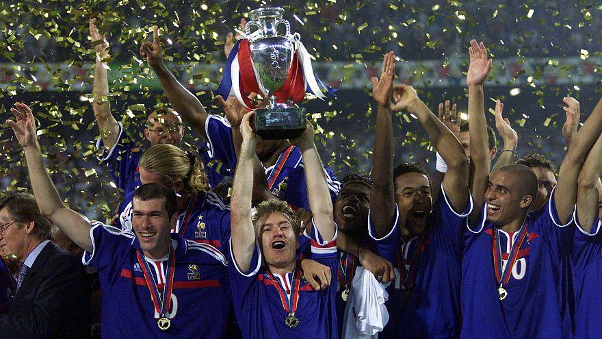 WM 2018: Frankreich im Finale - Nationaltrainer Didier Deschamps will den Titel