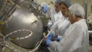 Avrupa'da fiber roket fırlatıcıları nasıl üretiliyor? Vega C