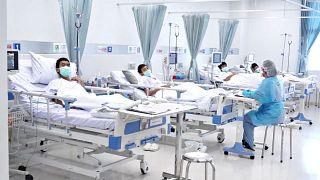 Ragazzi salvati in Thailandia: le prime immagini dall'ospedale
