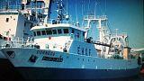 Naufragio mortal de un pesquero español en las costas de Argentina