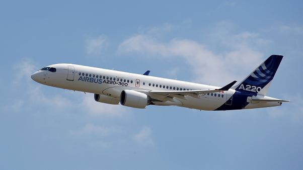 Αυτό είναι το νέο Airbus 220!