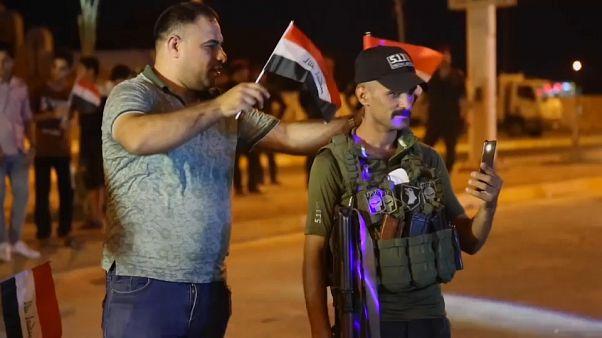 Mossul feiert 1 Jahr Befreiung