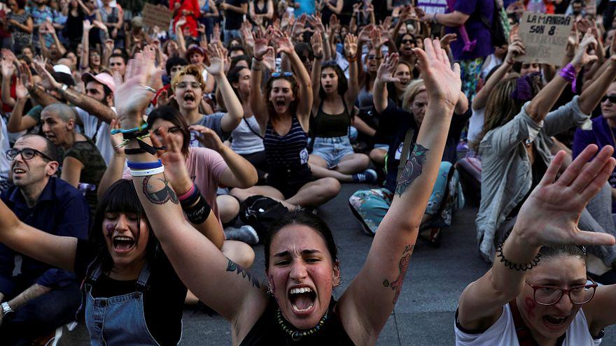 İspanya'da hükümet 'tecavüz' tanımının değiştirilmesi için harekete geçti