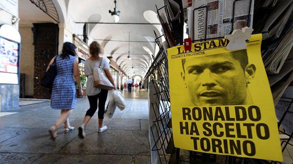 Tutti pazzi per Ronaldo... o quasi! Scioperano i dipendenti Fiat di Melfi