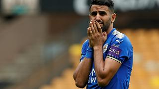 شاهد ماذا قال الجزائري رياض محرز عن انتقاله إلى مانشستر سيتي