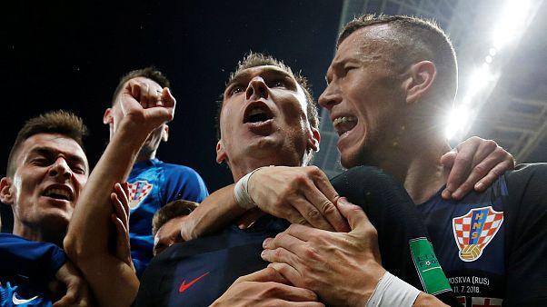 Хорватия - финалистка чемпионата мира