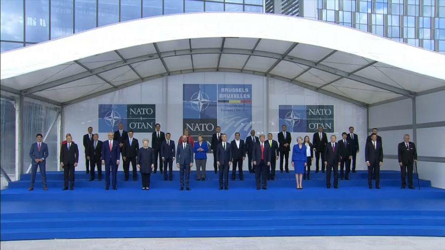 Trump NATO'da savunma harcamaları için çıtayı yükseltti
