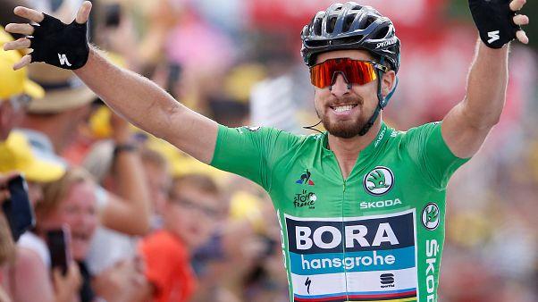 Sagan logra su doblete en el Tour y Avermaet sigue líder