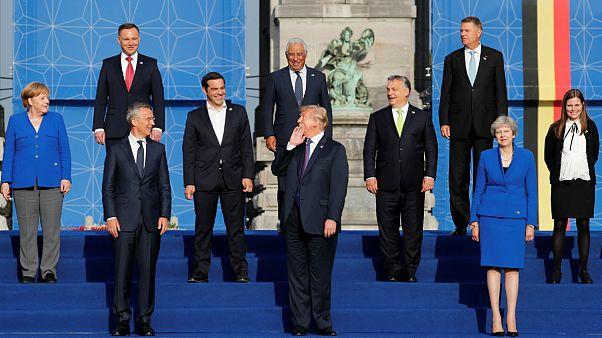 NATO: Trump duplázná a védelmi hozzájárulásokat