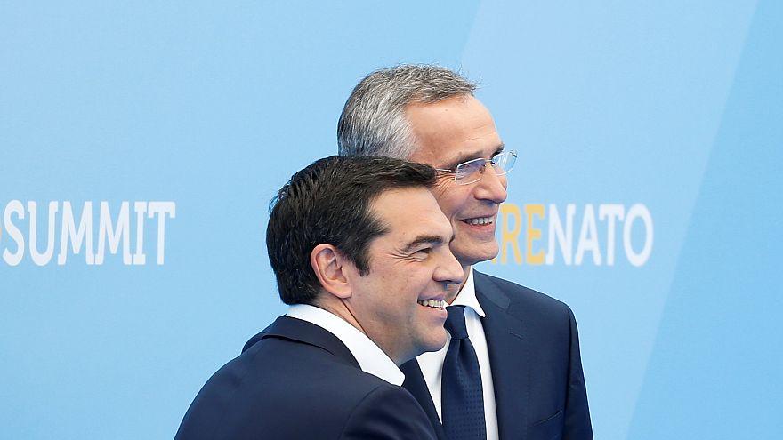 Α. Τσίπρας: «Πληγή για το ΝΑΤΟ η κράτηση των Ελλήνων στρατιωτικών»
