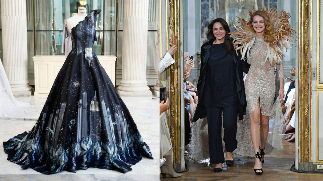 World couture in Paris