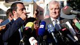 Rückführungen: Seehofer will Abkommen mit Italien