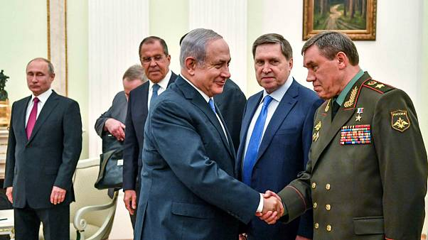نتانیاهو به پوتین: ایران را از سوریه بیرون کنید، علیه رژیم اسد اقدامی نمیکنیم