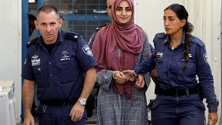 İsrail'de yargılanan Ebru Özkan serbest bırakıldı