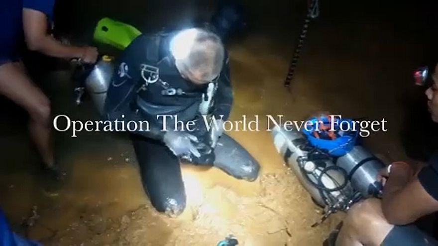 Film készül a thaiföldi barlangi mentésből