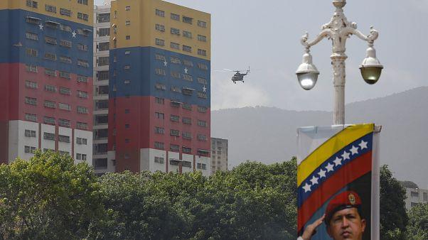 Tercer día de motín de presos políticos en Venezuela