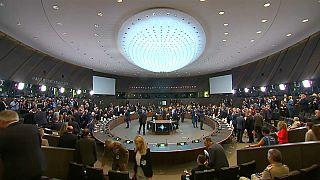 Seconda giornata di vertice Nato a Bruxelles
