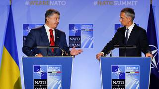 NATO reaffirms support for Ukraine and Georgia