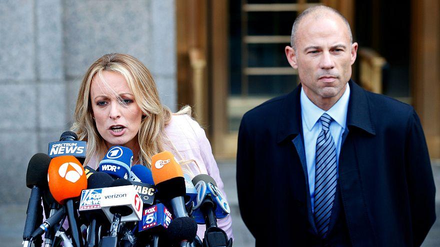Ohio'da gözaltına alınan Stormy Daniels hakkındaki iddialar düşürüldü