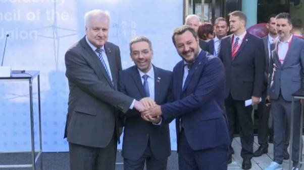 Német-osztrák-olasz egyeztetés a migrációról