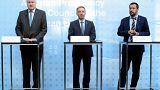 Τριμερής Γερμανίας - Αυστρίας - Ιταλίας για το μεταναστευτικό