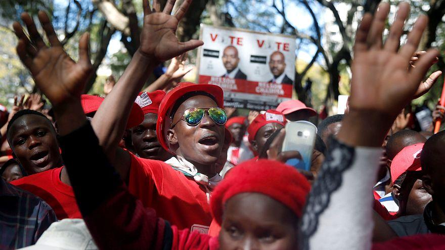 La tenson monte au Zimbabwe avant un scrutin crucial