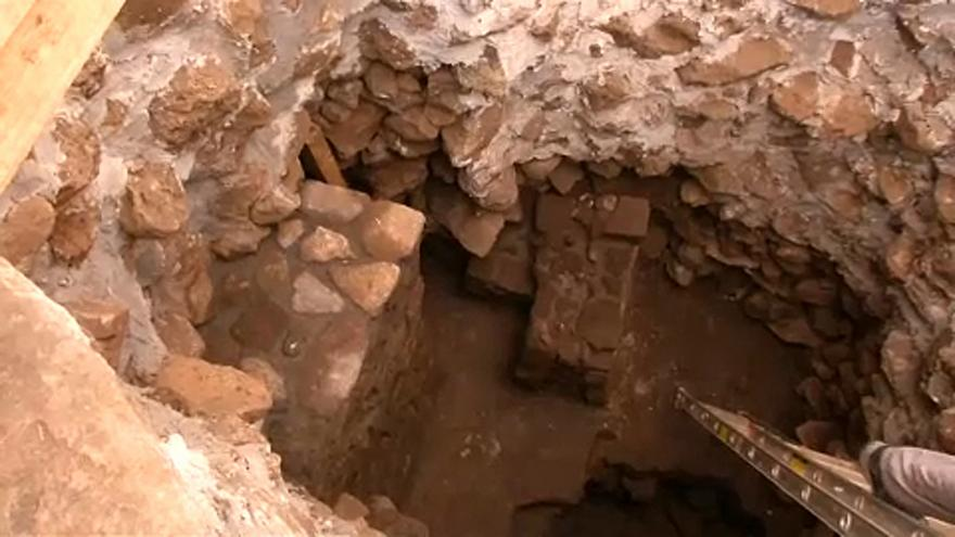 Les ruines d'un temple aztèque découvertes... grâce à un séisme