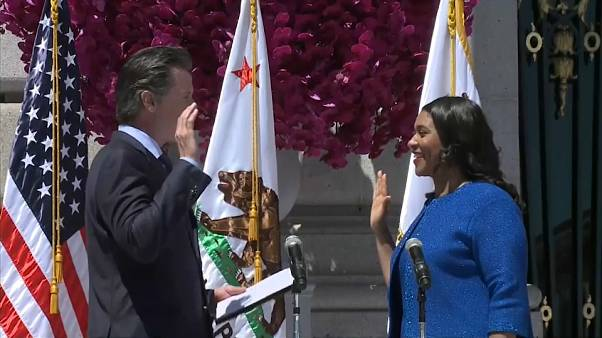 London Breed, la nouvelle maire de San Francisco