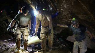 Le sauvetage des enfants de la grotte thaïlandaise à Hollywood