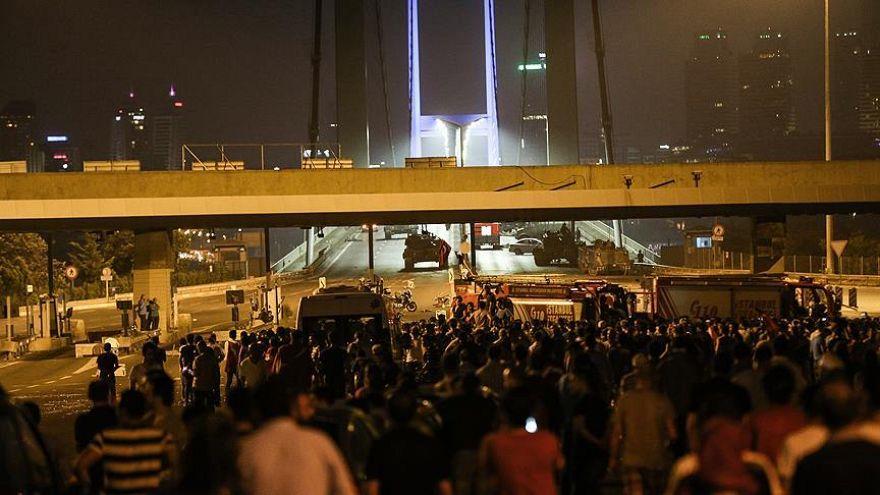 15 Temmuz Şehitler Köprüsü davasında 72 sanığa ağırlaştırılmış müebbet