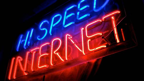 The average global broadband speed rose last year according to a new report