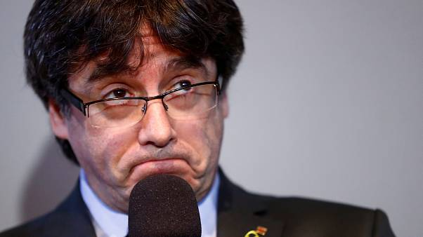 Карлеса Пучдемона ждёт экстрадиция