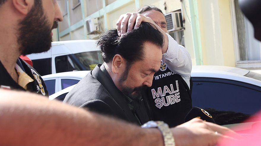Adnan Oktar'ın televizyon kanalı A9 TV cezasız kalmamış