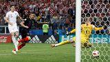 Ο Μάντζουκιτς σκοράρει το 2-1 στην παράταση του ημιτελικού με την Αγγλία