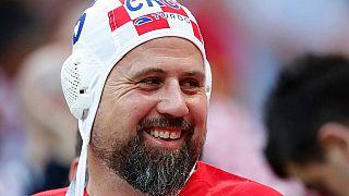 Warum tragen die Kroaten Wasserball-Kappen?