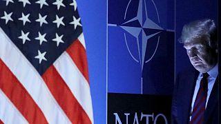 """Trump findet NATO """"viel besser als vor 2 Tagen"""""""