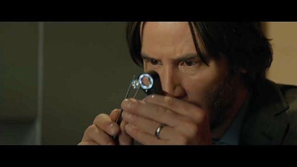 Keanu Reeves vuelve al cine de acción