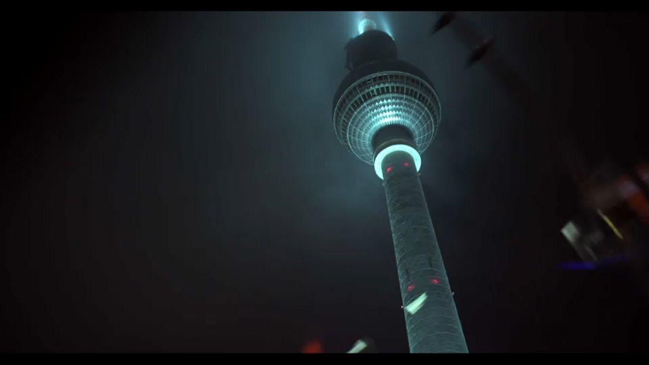 Hipnótico viaje a la vida nocturna de Berlín