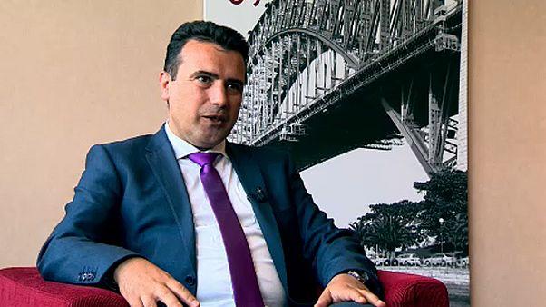 Πρωθυπουργός ΠΓΔΜ στο Euronews: «Μπορεί να είμαστε στόχος της Ρωσίας»