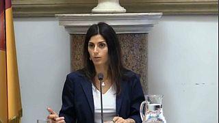 """Virginia Raggi: """"Mai più affittopoli a Roma"""""""