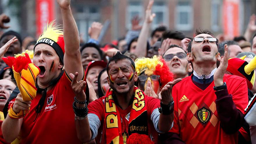 Belgium's Red Devils rally a divided nation