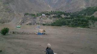 سیلاب در دره پنجشیر افغانستان ۱۰ نفر کشته بر جای گذاشت
