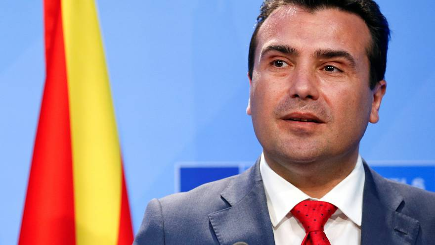 "FYROM: ""We could be a target for Russia"""