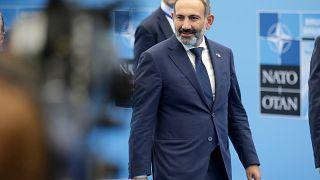 Armenian PM urges NATO to send message to Azerbaijan: Exclusive