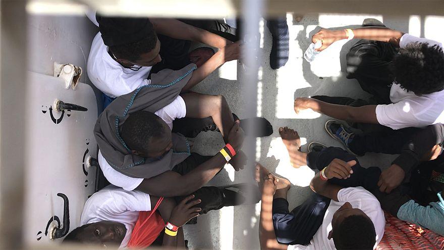 10 أيام في البحر: القصة الحقيقية لأكواريوس