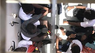 10 Tage an Bord der Aquarius: Flüchtlingstragödie hautnah