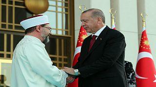Erdoğan dini cemaat